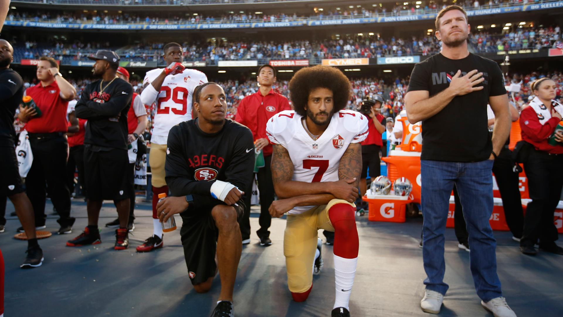 Image result for nfl protests